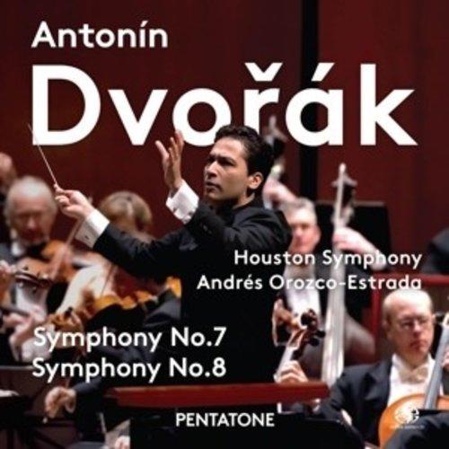 Pentatone Symphonies Nos.7 And 8