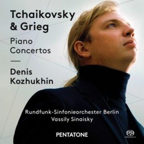 Pentatone Tchaikovsky & Grieg: Piano Concertos