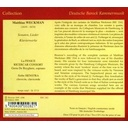 Ricercar Sonaten, Lieder, Klavierwerke