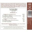 Naxos Stanford: Symphonies, Vol. 1