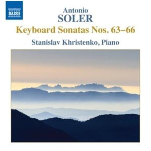 Naxos Keyboard Sonatas Nos. 63-66