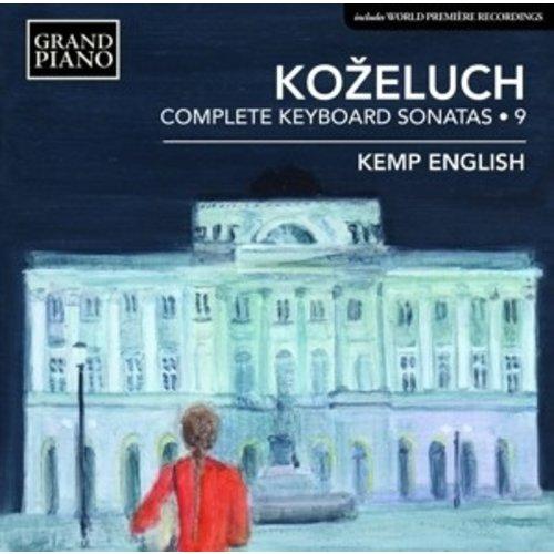 Grand Piano Complete Keyboard Sonatas . 9