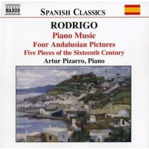 Naxos Rodrigo: Piano Music, Vol. 1