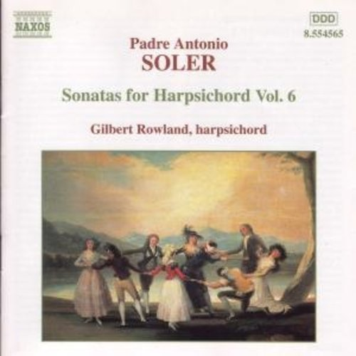 Naxos Soler:son.for Harpsichord V.6