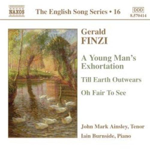 Naxos Finzi: English Song, Vol. 16