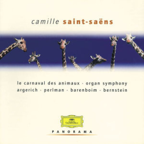 Deutsche Grammophon Saint-Saens: Le Carnaval Des Animaux; Organ Sympho