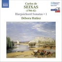 Naxos Seixas: Complete Works For Har