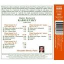 Naxos Kabalevsky: Piano Sonatas