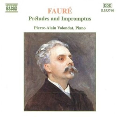 Naxos Faure:preludes And Impromptus