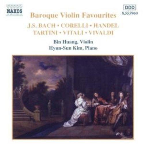 Naxos Baroque Violin Favourites