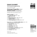 Challenge Classics Schwanengesang And Songs After Seidl