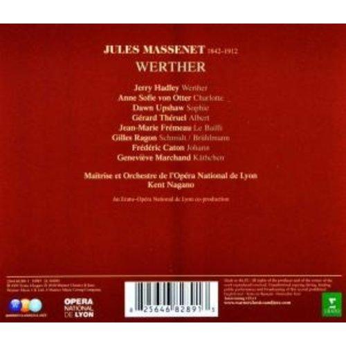 Erato Disques Massenet:werther