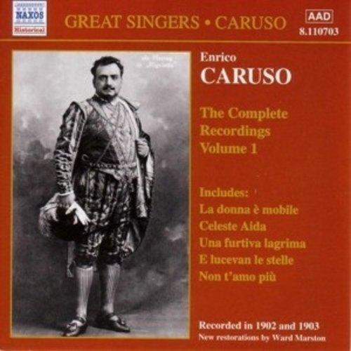 Caruso: Compl.recordings.vol.1