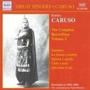 Caruso: Compl.recordings.vol.2