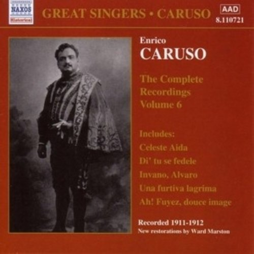 Caruso: Compl.recordings.vol.6