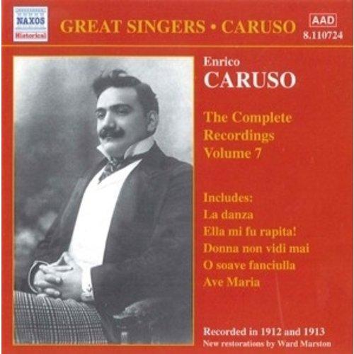 Caruso: Compl.recordings.vol.7