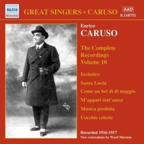 Caruso: Comp.recordings.vol.10