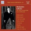 Gigli, Beniamino:edition, Vol. 15