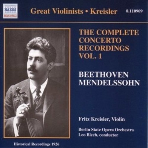 Beethoven/Mendelssohn:violin C