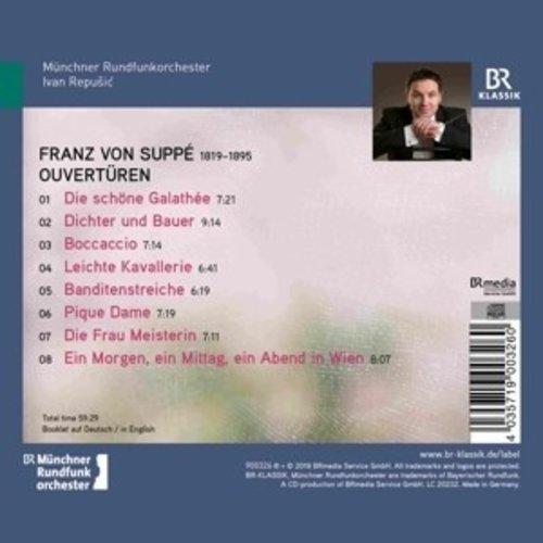 BR-Klassik Overtures