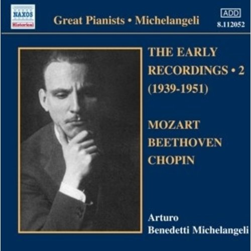 Michelangeli: Early Recordings 2