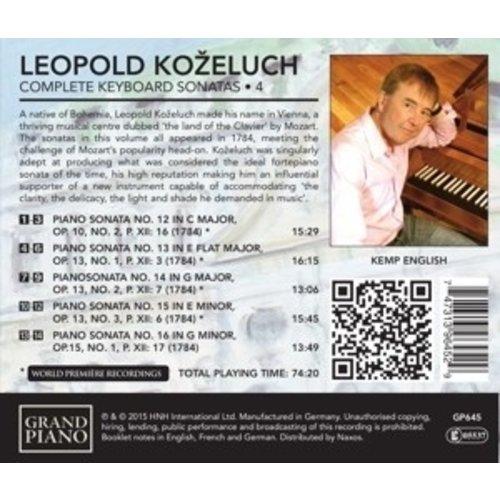 Grand Piano Complete Keyboard Sonatas