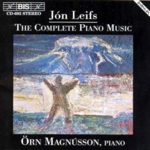 BIS Leifs - Piano