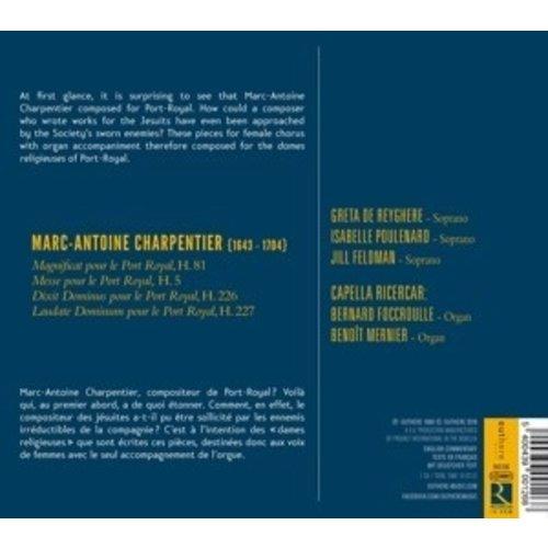 Ricercar Charpentier: Messe Pour Le Port Royal