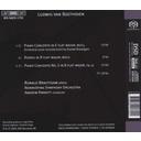 BIS Beethoven - Pno Conc. 2+0