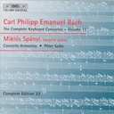 BIS Cpe Bach - Keyb.conc 11