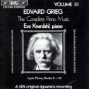 BIS Grieg - Piano Music Iii