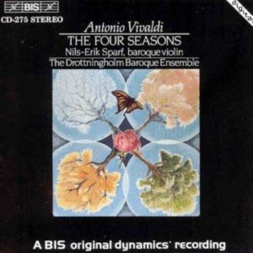 BIS Vivaldi - Four Seasons