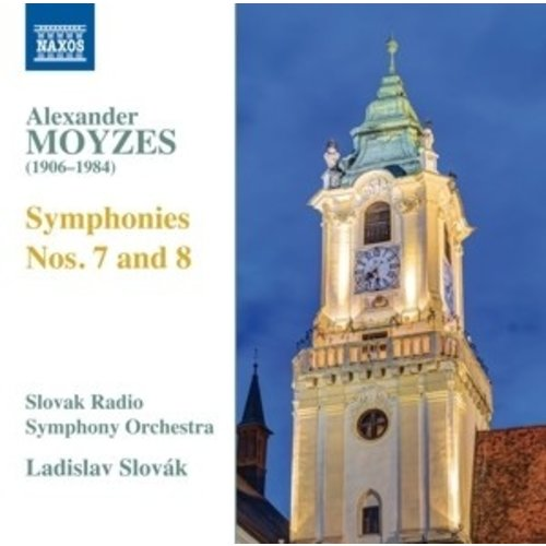 Naxos Symphonies Nos. 7 And 8