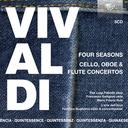Brilliant Classics Quintessence Vivaldi: Four Seasons, Cello, Oboe &