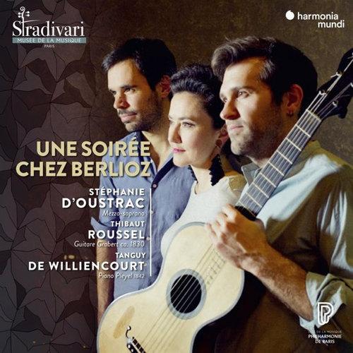 Harmonia Mundi Une Soiree Chez Berlioz
