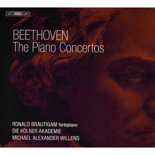 BIS Beethoven: The Piano Concertos