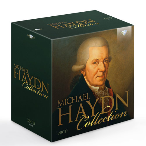 Brilliant Classics Michael Haydn Collection