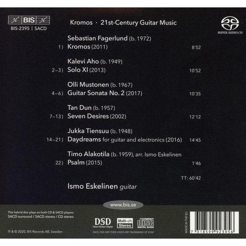 BIS Kromos - 21St-Century Guitarmusic