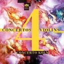 Berlin Classics Concertos 4 Violins (AK2020)