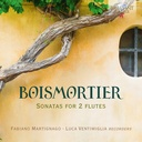 Brilliant Classics BOISMORTIER: SONATAS FOR 2 FLUTES