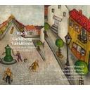 LINN RECORDS Goldberg Variations (arr. Józef Koffler) (AK2020)