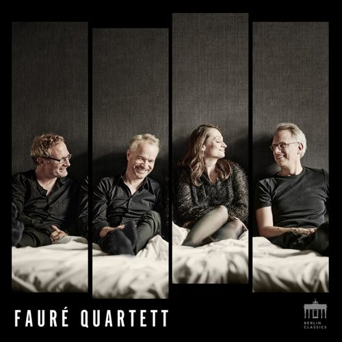 Berlin Classics Fauré: Piano  Quartets (AK2020)