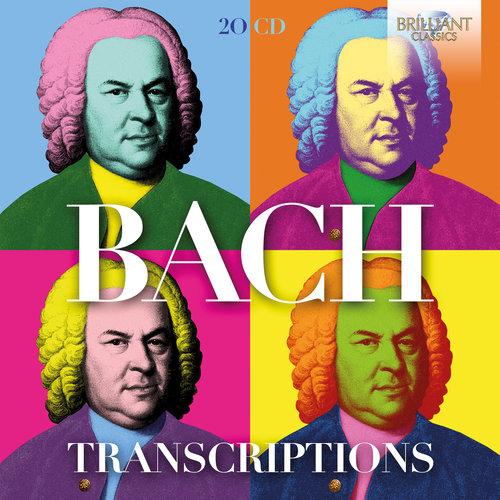 Brilliant Classics Bach Transcriptions (20CD)