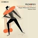 BIS Prokofiev: Symphonies Nos. 1-3