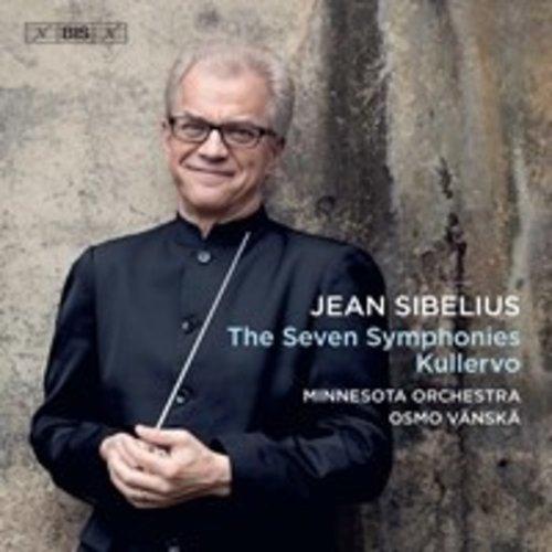 BIS Sibelius: Symphonies Nos. 1-7 Kullervo