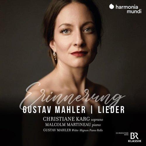 Harmonia Mundi Mahler: Lieder