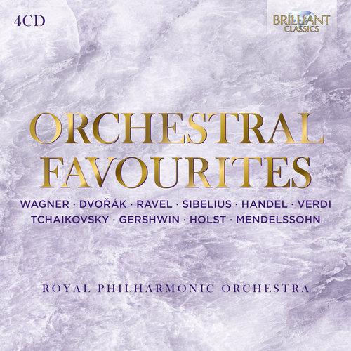 Brilliant Classics Orchestral Favourites (4CD)