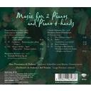 Brilliant Classics Poulenc, Britten, Debussy: Concerto for 2 Piano