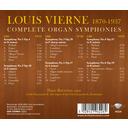 Brilliant Classics Vierne: Complete Organ Symphonies