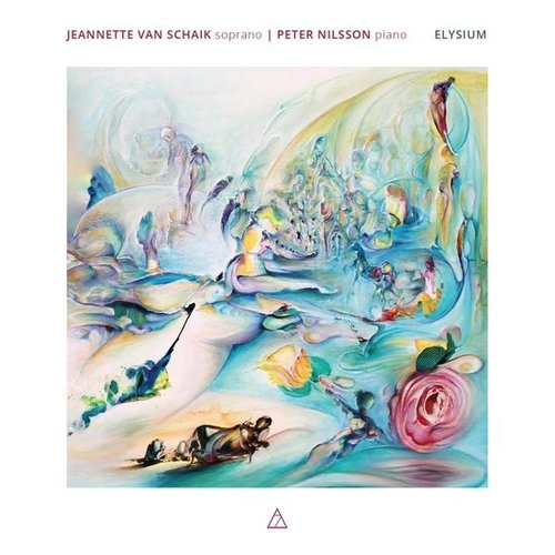 7 MOUNTAIN RECORDS Jeannette van Schaik: Elysium